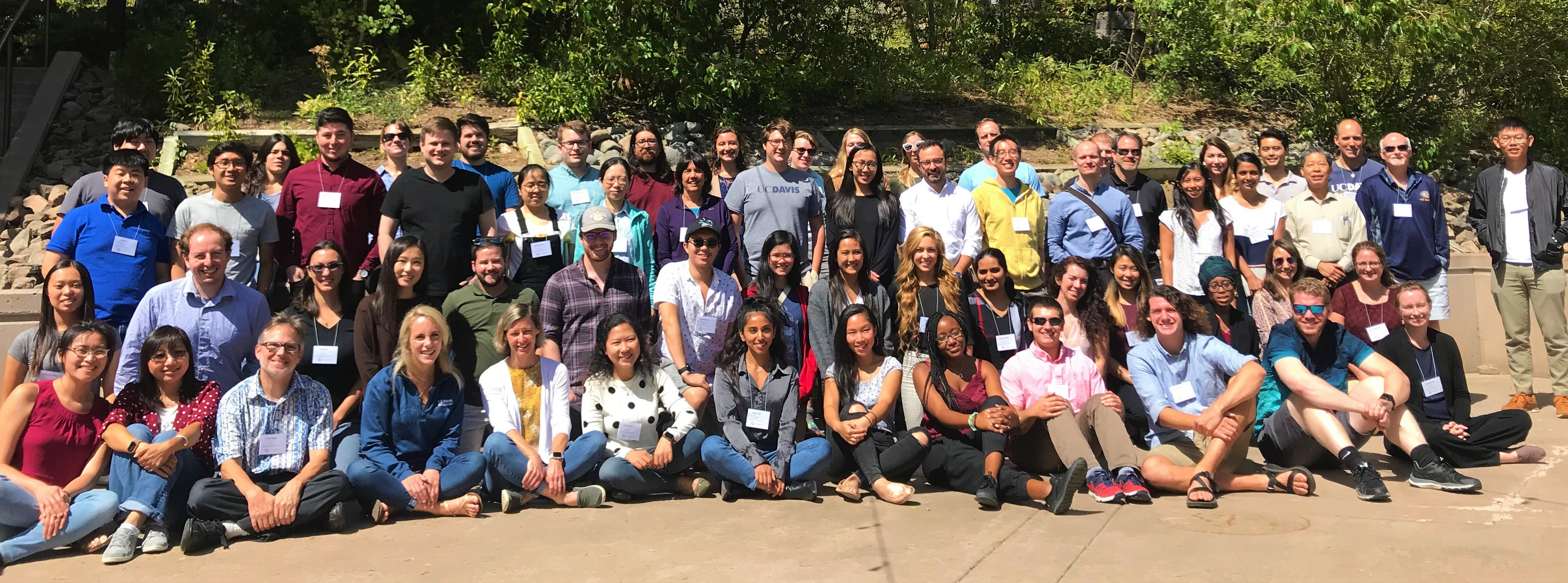 2019 Chemical Biology Retreat group photo